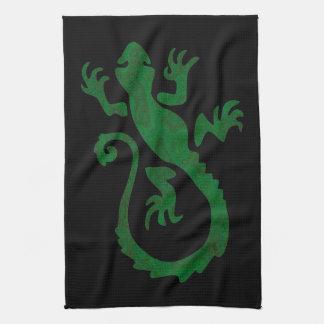 Lizard Kitchen Towel