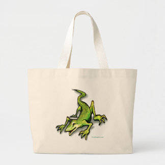 Lizard Large Tote Bag