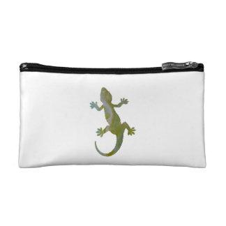 Lizard Makeup Bag