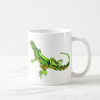 Lizard Coffee Mugs