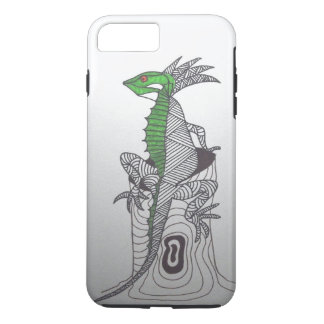 Lizard phone case. iPhone 8 plus/7 plus case