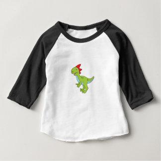 lizard rex dinosaur baby T-Shirt