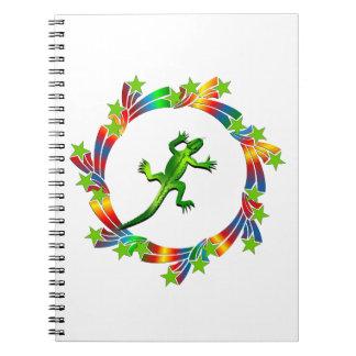 Lizard Stars Notebooks
