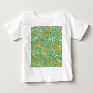 Lizards artistic pattern 4 baby T-Shirt