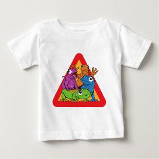 Lizards Baby T-Shirt