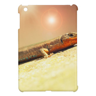 Lizart heat iPad mini case