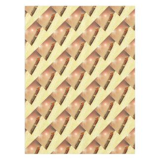 Lizart heat tablecloth