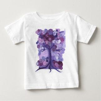 Liz's Dixon's Tree   First Star Art by jrr Baby T-Shirt