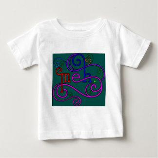 "Liz's favorite word ""meh"" baby T-Shirt"