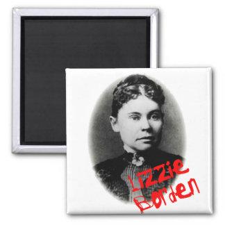 Lizzie Borden Magnet