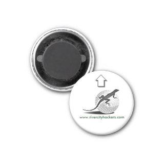 Lizzzard Golf Ball Marker Magnet