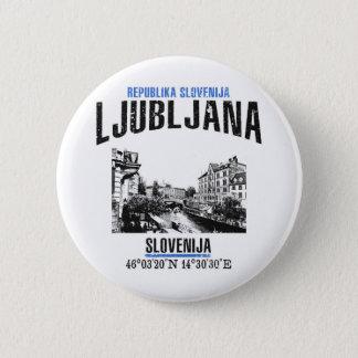 Ljubljana 2 Inch Round Button