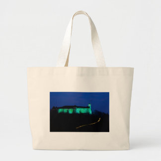 Ljubljana Castle Large Tote Bag