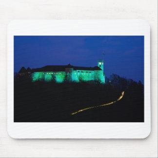 Ljubljana Castle Mouse Pad