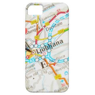 Ljubljana, Slovenia Case For The iPhone 5