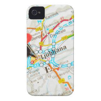 Ljubljana, Slovenia iPhone 4 Case-Mate Cases