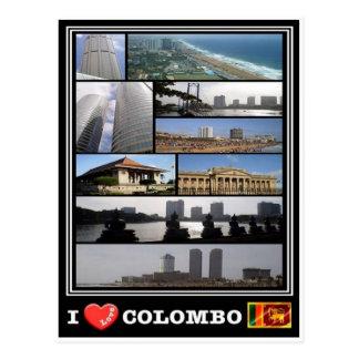 LK Sri Lanka - Colombo - Postcard