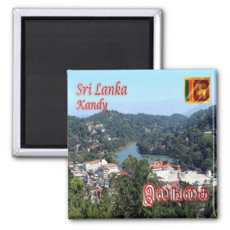 LK - Sri Lanka - Kandy Lake Magnet
