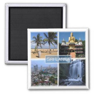 LK * Sri Lanka Magnet