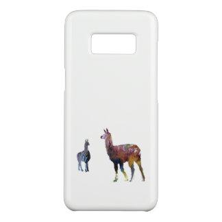 Llama art Case-Mate samsung galaxy s8 case