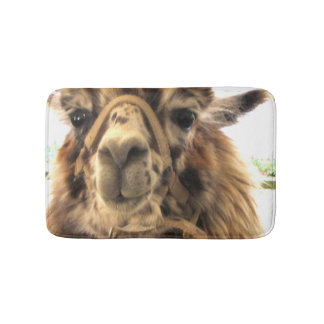 Llama Bathroom Mat