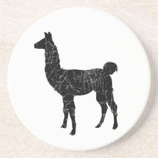 Llama Beverage Coaster