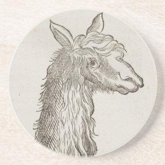 Llama Beverage Coasters