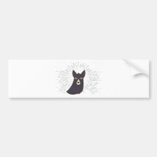 Llama Bumper Sticker