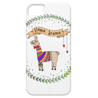 Llama Drama, Alpaca iPhone 5 Cases