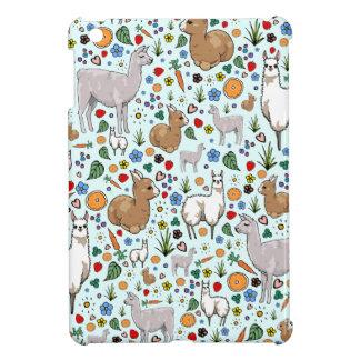 Llama Drama Cover For The iPad Mini