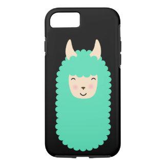 Llama Emoji Happy iPhone 8/7 Case