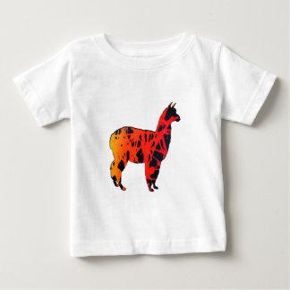 Llama Expressions Baby T-Shirt