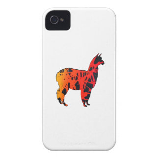 Llama Expressions Case-Mate iPhone 4 Case