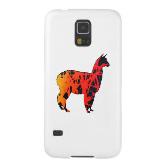 Llama Expressions Galaxy S5 Cover