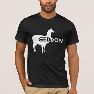 Llama Geddon (Armageddon) T-Shirt
