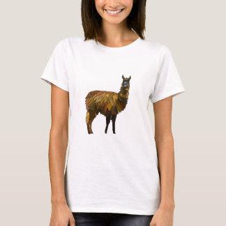 Llama geo design T-Shirt