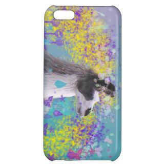 Llama in Fantasy Dream Land iPhone 5C Cases