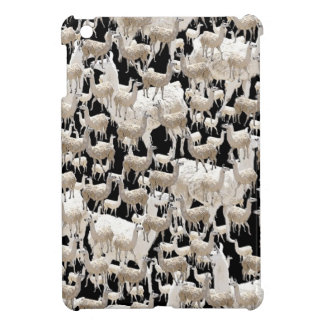 Llama Llama and more Llamas iPad Mini Case