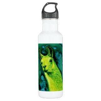"Llama - ""Llemon-Llime Llama"" 710 Ml Water Bottle"