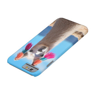 Llama Love iPhone Case Art