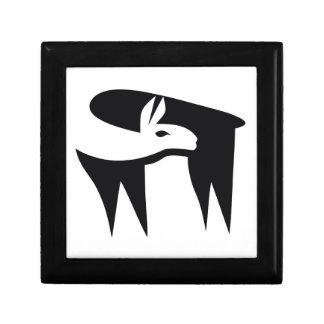 Llama NegaSpace Gift Box