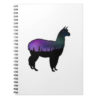 Llama Nights Notebook