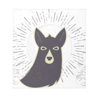 Llama Notepad
