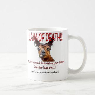 Llama of Death! Mug