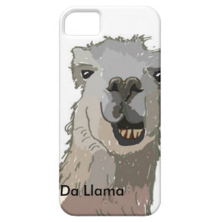 Llama Phone Case for Iphone 5