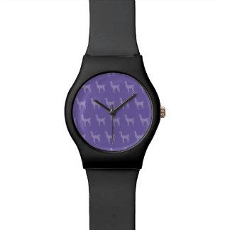 Llama Purples Watch