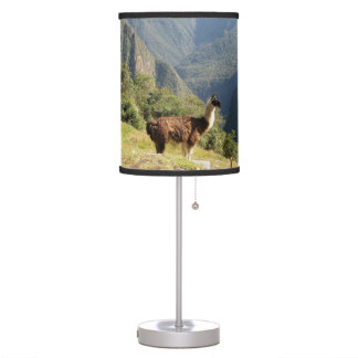 Llama Table Lamp
