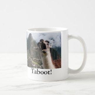 Llama Taboot! Mug