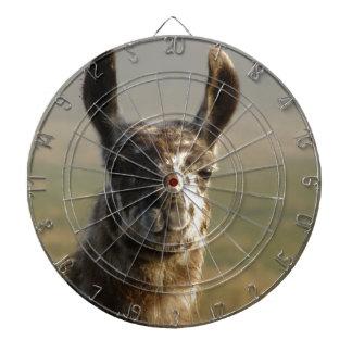 Llama Watch Dartboard