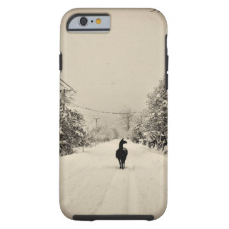 llama winter tough iPhone 6 case